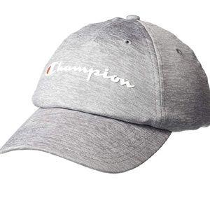 Champion Gray Men's Ameritage Dad Adjustable Cap